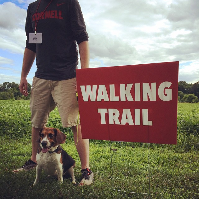 Walking Trail Crab Feast 2015