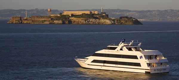 San Francisco Spirit Hornblower Cruise