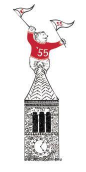 Class of '55 Logo