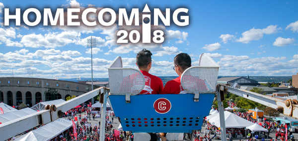 Cornell Homecoming 2018
