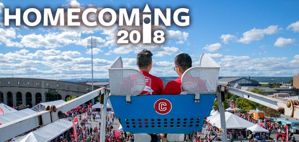 Cornell Homecoming 2018