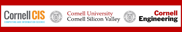 Cornell CIS, Cornell Silicon Valley, Cornell Engineering